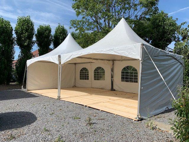 Tent+vloer+huren