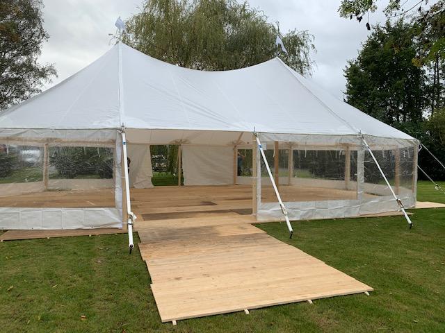 sailcloth+tent+huren