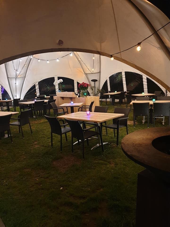 Dome+tent+huren